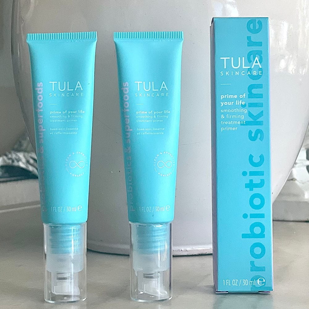 2 tube of tula prine of your life from QVC